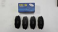 Тормозные колодки передние Hyundai i30 2007-2011 Hi-Q Sangsin Корея SP1240