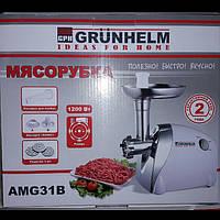 Мясорубка электрическая Grunhelm AMG 31В