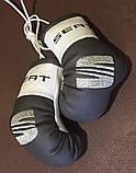 Сувенир-брелок перчатки боксерские подвеска в авто с логотипом, фото 7