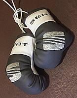 Мини перчатки боксерские подвеска в авто SEAT