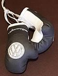 Сувенір-брелок рукавички боксерські підвіска у авто з логотипом, фото 9