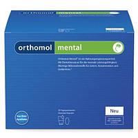 Ортомол Ментал - капсулы + порошок (30 дней)  Orthomol Mental