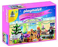 Конструктор Playmobil 5496 Адвент-календарь Рождество, фото 1
