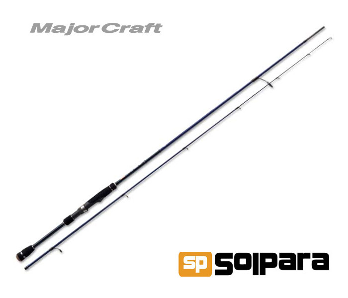 Спиннинг Major Craft Solpara SPS-782ML/KR (233 cm, 2-15 g)