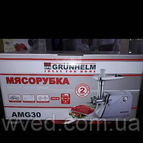 Мясорубка электрическая Grunhelm AMG 30