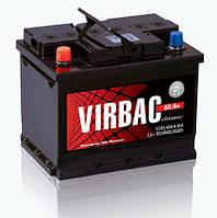 Аккумулятор Virbac Classic, 60 А/ч 6CT-60-A3