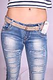Женские молодежные джинсы (Код:5779)xs.s.m. размеры , фото 5