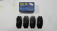 Передние тормозные колодки Hyundai Tucson с 2008-- Hi-Q Sangsin Корея SP1182