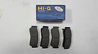 Задние тормозные колодки Hyundai Santa Fe 2006-2008 Hi-Q Sangsin Корея SP1178