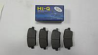 Задние тормозные колодки Hyundai Santa Fe 2009-2012 Hi-Q Sangsin Корея SP1247