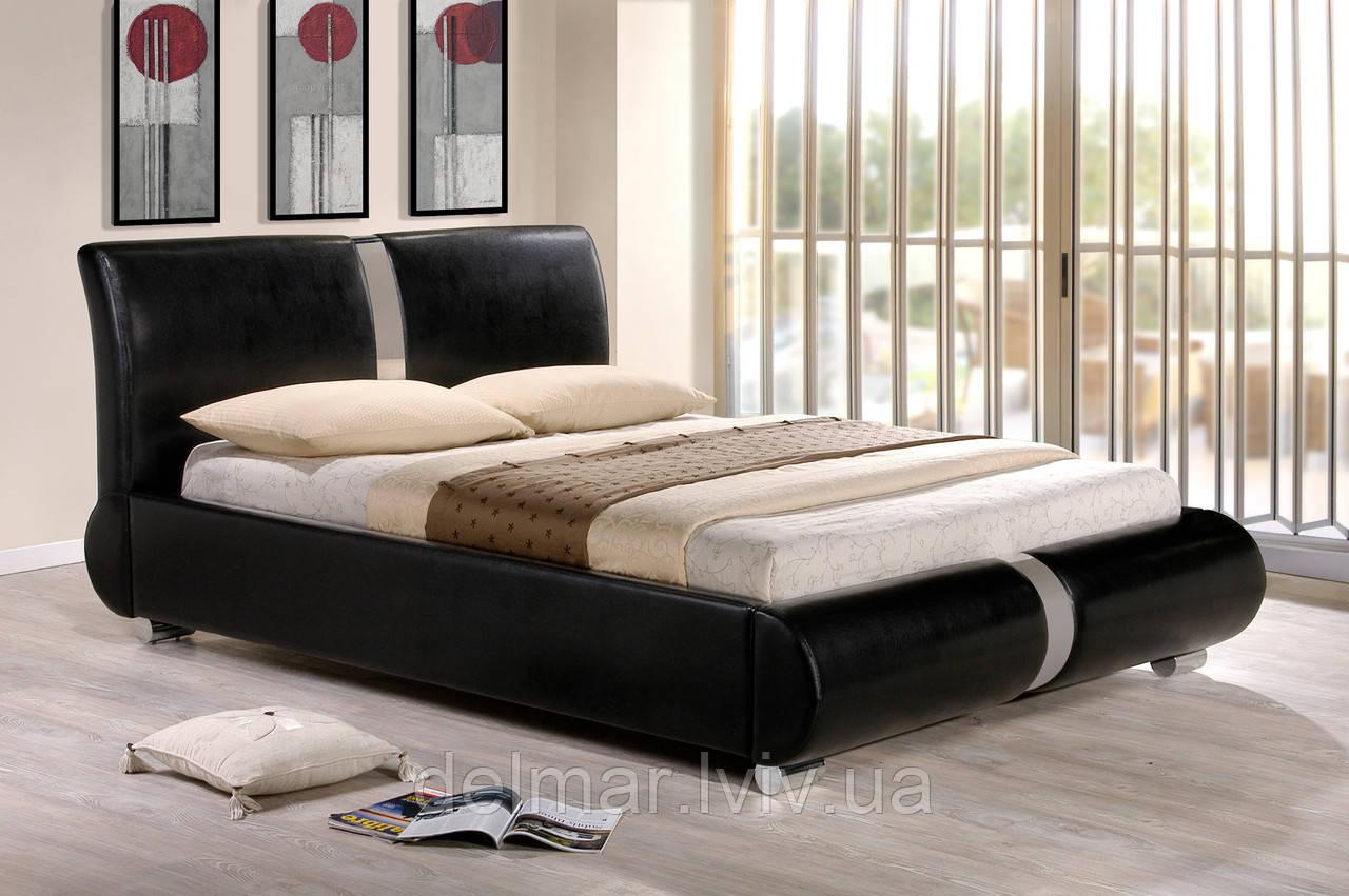 """Кровать """"NAOMI brown"""""""