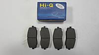 Передние тормозные колодки Hyundai I20 1.2L Hi-Q Sangsin Корея SP1172