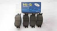 Передние тормозные колодки Hyundai I20 2008-2014 Hi-Q Sangsin Корея SP1186