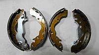 Задние тормозные колодки барабанные Hyundai Matrix Hi-Q Sangsin Корея SA062