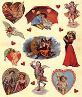 Бумага BRICO Любовь 33 x 24 см (1)