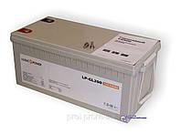 Гелевий акумолятор LogicPower LPM - GL 200 AH, фото 1