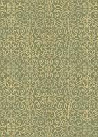 Безворсовый ковер-рогожка Balta Natura ажурная зелёный