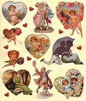 Бумага BRICO Любовь 33 x 24 см (2)