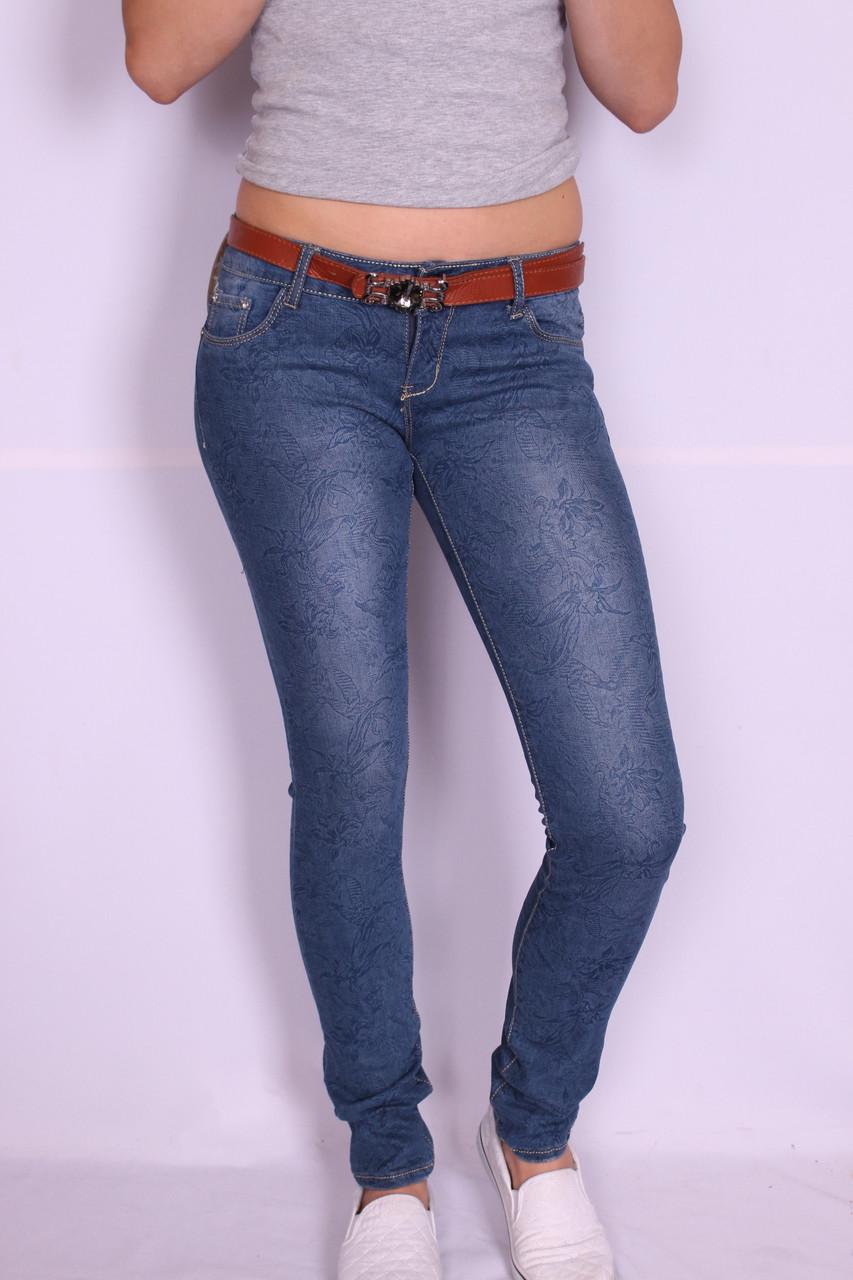 a20d42eefbc72 Модные женские джинсы Gallop (Код P-8009) - Интернет-магазин