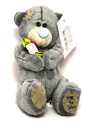 Мишка Тедди плюшевый 10 см 0799-16, фото 2