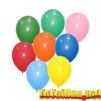 5 дюймов/12,5 см Пастель Разные цвета, воздушные шары
