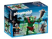 Конструктор Playmobil 6004 Гигантский тролль и боевые гномы, фото 1