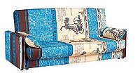 Диван матролюкс НЬЮС-Д 1900 / NEWS-D 1900 Поликотон с подлокотниками