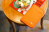 Многофункциональный органайзер для документов и т.д. ( серый, оранжевый, малиновый), фото 2