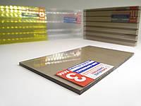 Монолитный поликарбонат Carboglass 3мм бронза