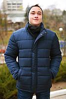 Мужская зимняя куртка-пуховик