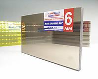 Монолитный поликарбонат Carboglass 6мм бронза