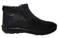 Мужские ботинки Detta, кожа, натуральный мех. Р. 40 41 42 44