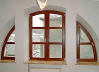Металлопластиковые окна нестандартной формы