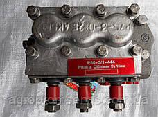 Гидрораспределитель типа Р-80-3/2-444, 3-х секционный, фото 2
