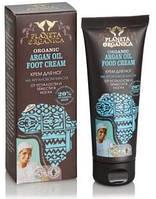 Planeta Organica Крем для ног на аргановом масле (Африка) от усталости и тяжести в ногах,увлажняет RBA /38-51