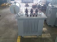 Силовой масляный трансформатор ТМ 100 6 или 10/0.4 У/Ун-0