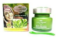 Крем-основа с экстрактом зеленого чая