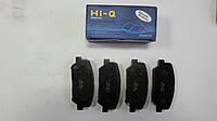 Передние тормозные колодки Kia Ceed R16 с 2012-- Hi-Q Sangsin Корея SP1403