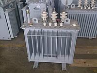 Трансформатор масляный с симетрирующей обмоткой ТМГСО 250 6 или 10/0.4 У/Ун-0