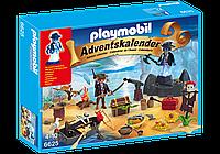 Конструктор Playmobil 6625 Адвент-календарь Остров сокровищ, фото 1