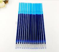 Водорастворимый стержень для вышивки голубой