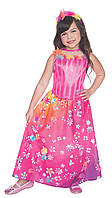 Карнавальный костюм принцессы Барби Алексы