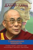 Далай Лама Совершенная мудрость. Комментарий к девятой главе «Бодхичарья-аватары» Шантидевы