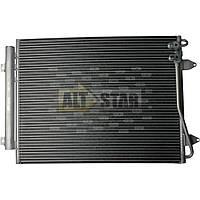 Радиатор кондиционера Cargo 260744