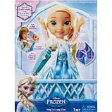 Поющая кукла Эльза с микрофоном Дисней, фото 2