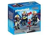 Конструктор Playmobil 5366 Команда пожарников, фото 1