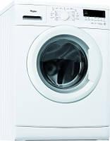 Стиральная машина Whirlpool AWS 61211: 1200 об, 6кг, дисплей, 6-е чувство, 18 прог., 60х85х45, белая, Словакия