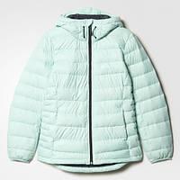 Женский зимний пуховик  Adidas Outdoor Climaheat Frost (Артикул: AZ3480)