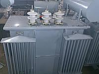 Силовой масляный герметичный трансформатор ТМ ТМГ 250 6 или 10/0.4 У/Ун-0