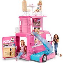 Barbie Pop-Up Camper Трейлер